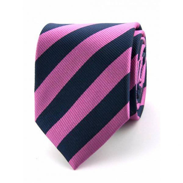 100-zijde-stropdas-marineblauw-fuchsia