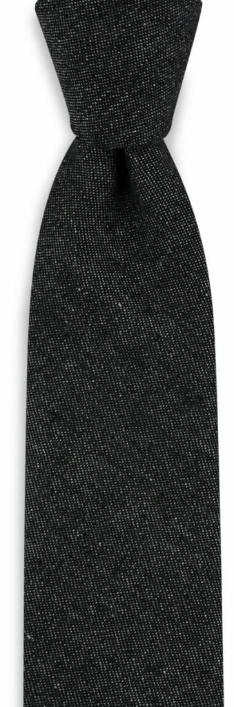 stropdas-denim-zwart
