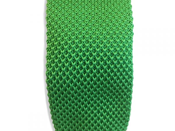 groen-gebreide-stropdas