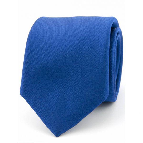 progetto-stropdas-100-satijnzijde-kobaltblauw