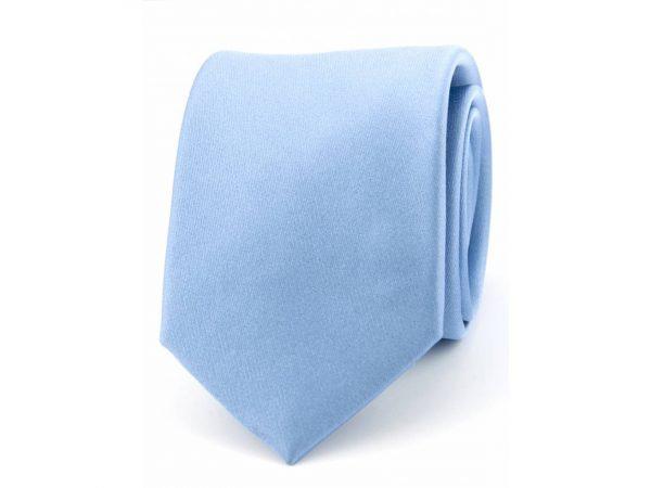 progetto-stropdas-100-satijnzijde-lichtblauw