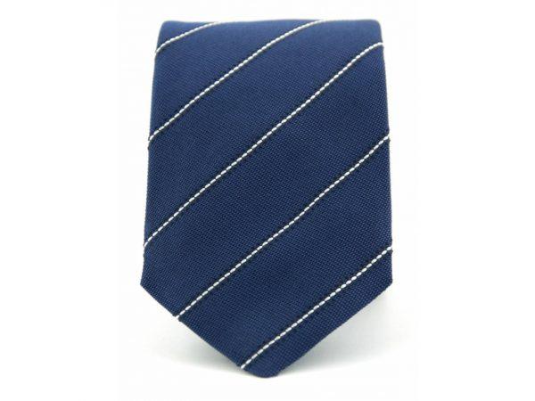 progetto-stropdas-100-zijde-blauw-streep-2