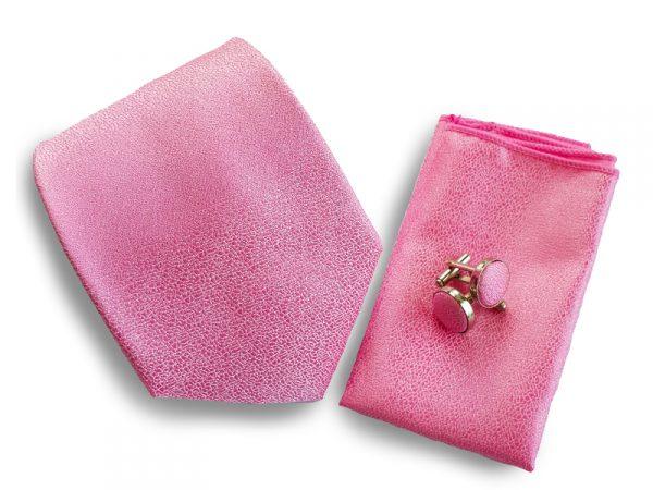roze-stropdas-set