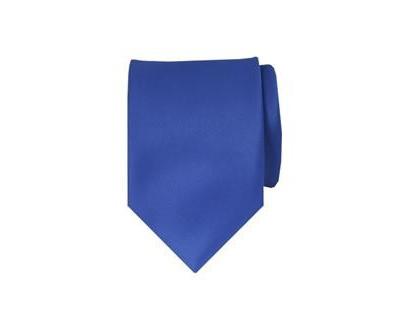 satijnen-stropdas-smal-kobaltblauw