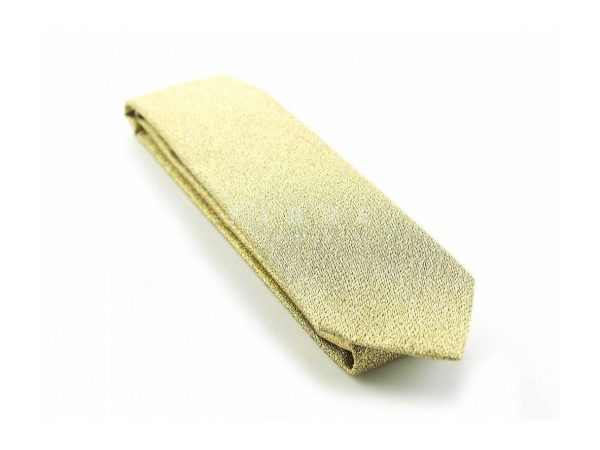smalle-stropdas-goud