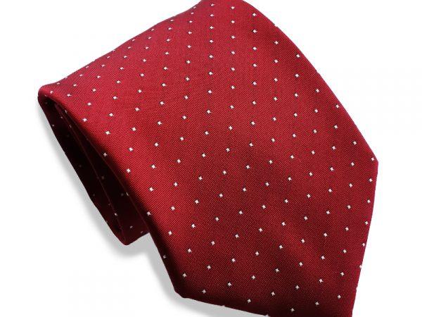 stropdas-bordeaux-rood