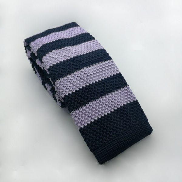 stropdas-gebreid-blauw-paars