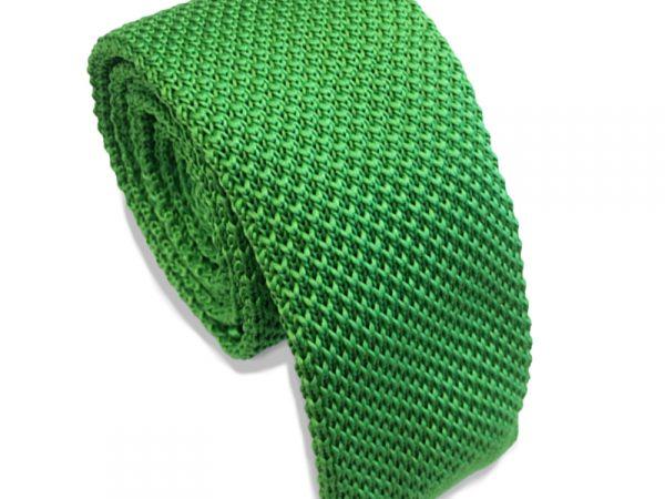 stropdas-gebreid-groen