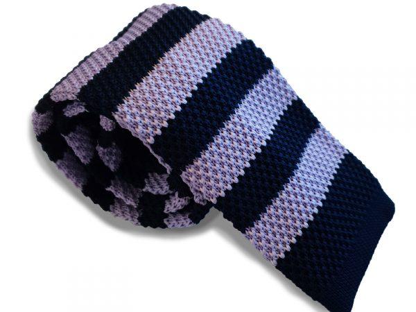 stropdas-paars-streep