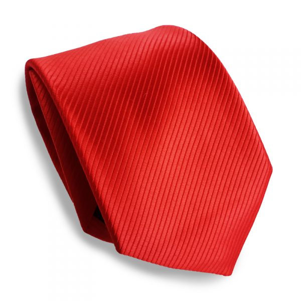 stropdas-rood-effen
