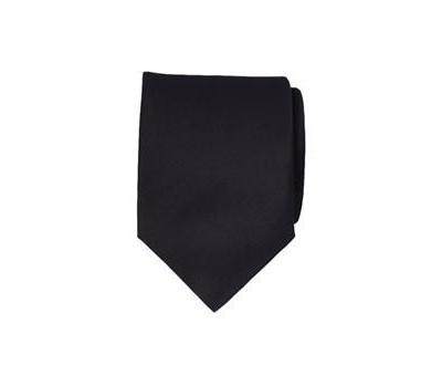 stropdas-satijn-zwart
