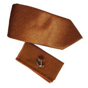 stropdas-set-bruin2