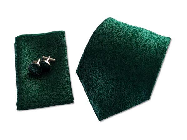 stropdas-set-groen