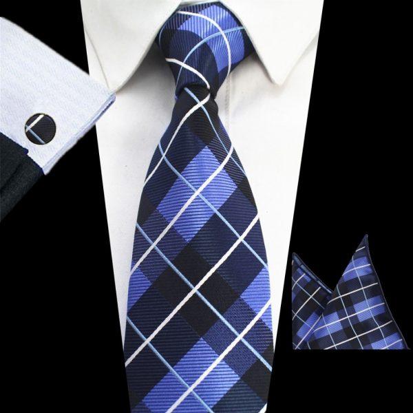 stropdassen-set-blauw-ruit