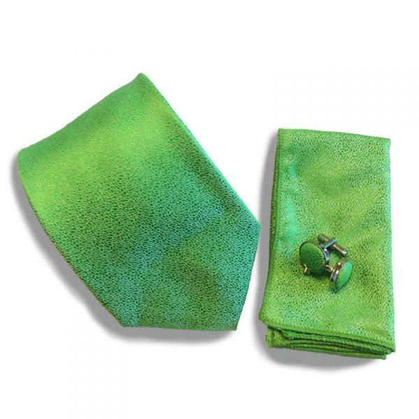 stropdasset-groen