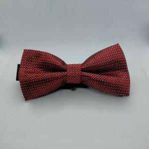 vlinderdas-bordeaux-rood