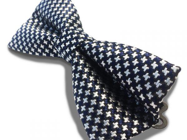 vlinderstrik-patroon-blauw