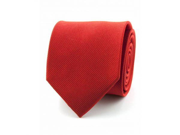 zijde-stropdas-rood