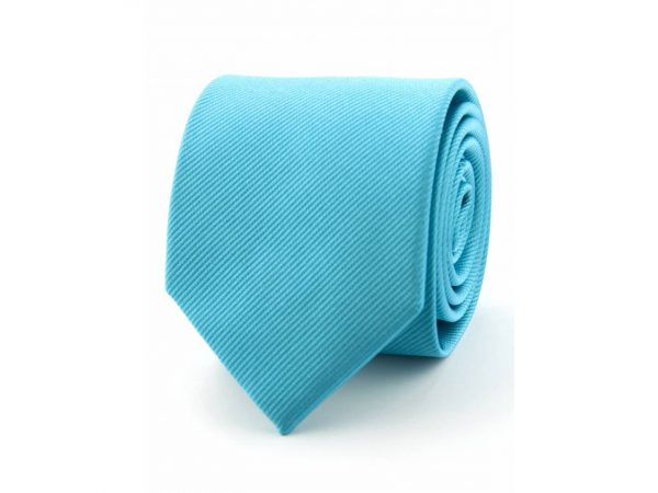 zijde-stropdas-turquoise