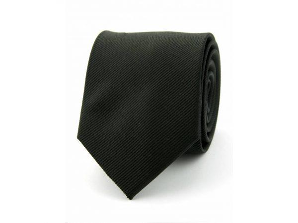 zijde-stropdas-zwart
