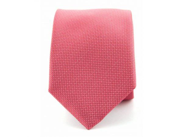 zuiver-zijde-stropdas-koraal